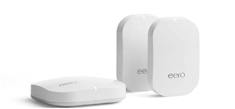 Eero Pro + 2 Beacons