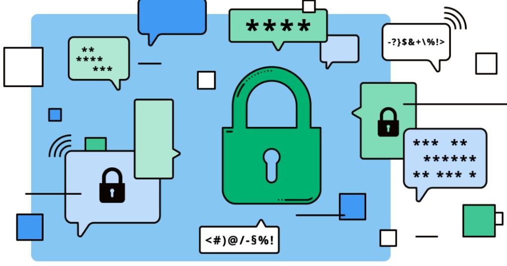 Security mechanism in Messaging apps
